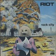 Click here for more info about 'Riot - Rock City'