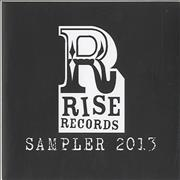 Click here for more info about 'Rise Records - Sampler 2013'