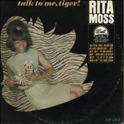 Click here for more info about 'Rita Moss - Talk To Me, Tiger!'