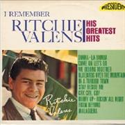 Click here for more info about 'Ritchie Valens - I Remember Ritchie Valens'