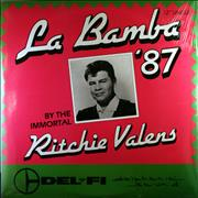 Click here for more info about 'Ritchie Valens - La Bamba '87 - Sealed'