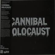 Click here for more info about 'Riz Ortolani - Cannibal Holocaust - Brown/Olive Splatter Vinyl'