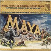 Click here for more info about 'Riz Ortolani - Maya'