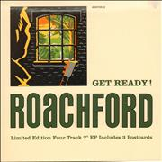 Click here for more info about 'Roachford - Get Ready! EP + Postcards'