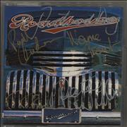Click here for more info about 'Roadhouse - Roadhouse - Fully Autographed'