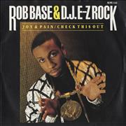 Click here for more info about 'Rob Base & DJ E-Z Rock - Joy And Pain'