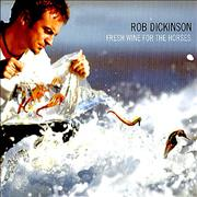 Click here for more info about 'Rob Dickinson - Fresh Wine For The Horses'