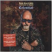 Click here for more info about 'Rob Halford - Celestial - 150gm Vinyl - Sealed'