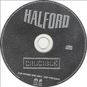 Click here for more info about 'Rob Halford - Crucible'