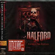 Click here for more info about 'Rob Halford - Fourging The Furnace'