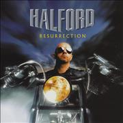 Click here for more info about 'Rob Halford - Resurrection'