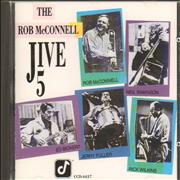 Click here for more info about 'Rob McConnell - The Rob McConnell Jive 5'