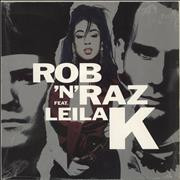 Click here for more info about 'Rob 'N' Raz - Rob 'N' Raz Featuring Leila K - Sealed'