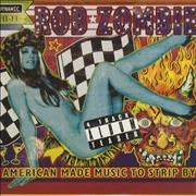 Click here for more info about 'Rob Zombie - American Made Music To Strip By 4-Track Sampler'