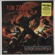 Click here for more info about 'Rob Zombie - Dead City Radio - RSD13 - Red Vinyl - Sealed'