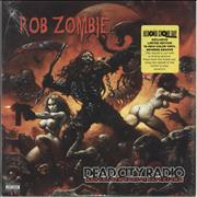 Click here for more info about 'Rob Zombie - Dead City Radio - RSD13 - Red Vinyl'