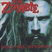 Click here for more info about 'Rob Zombie - Dead Girl Superstar'