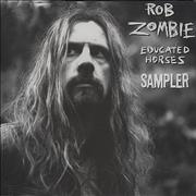 Click here for more info about 'Rob Zombie - Educated Horses - Sampler'