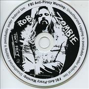 Click here for more info about 'Rob Zombie - Foxy Foxy'