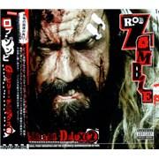 Rob Zombie Hellbilly Deluxe 2 Japan CD album Promo