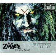 Rob Zombie Hellbilly Deluxe USA 2-disc CD/DVD set