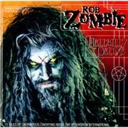 Rob Zombie Hellbilly Deluxe Germany CD album