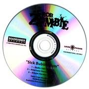 Rob Zombie Mars Needs Women / Sick Bubblegum USA 2-CD album set Promo