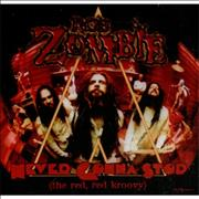 Click here for more info about 'Rob Zombie - Never Gonna Stop'