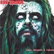 Rob Zombie Past, Present & Future UK 2-disc CD/DVD set