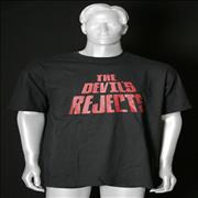Click here for more info about 'Rob Zombie - The Devil's Rejects Crew T-Shirt - XL'