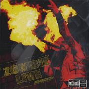 Click here for more info about 'Rob Zombie - Zombie Live'