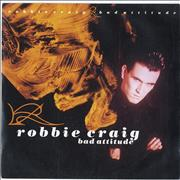 Click here for more info about 'Robbie Craig - Bad Attitude'
