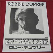 Click here for more info about 'Robbie Dupree - Robbie Dupree'