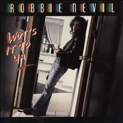 Click here for more info about 'Robbie Nevil - Wot's It To Ya'