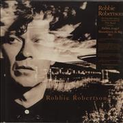 Click here for more info about 'Robbie Robertson - Robbie Robertson - Stickered Sleeve - EX'