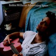 Click here for more info about 'Robbie Williams - Advertising Space 2 CD Set + DVD'