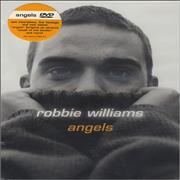 Click here for more info about 'Robbie Williams - Angels - Sealed'