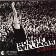 Click here for more info about 'Robbie Williams - En Vivo'