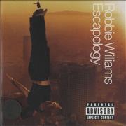 Click here for more info about 'Robbie Williams - Escapology - Explicit Version'