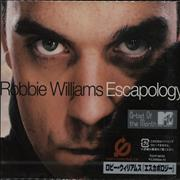 Click here for more info about 'Robbie Williams - Escapology'