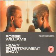 Click here for more info about 'Robbie Williams - Heavy Entertainment Show - Deluxe Edition - Sealed'