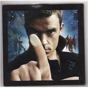 Robbie Williams Intensive Care - EX UK 2-LP vinyl set