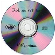 Click here for more info about 'Robbie Williams - Millenium'