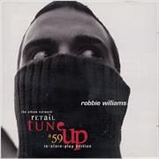 Click here for more info about 'Robbie Williams - Millennium - on Retail Tune Up #59'