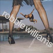 Click here for more info about 'Robbie Williams - No Regrets / Antmusic'