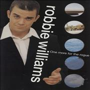 Click here for more info about 'Robbie Williams - One More For The Rogue'