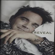 Click here for more info about 'Reveal: Robbie Williams'