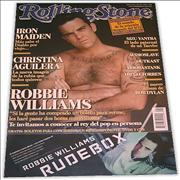 Click here for more info about 'Robbie Williams - Rolling Stone'