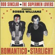 Click here for more info about 'Robbie Williams - Romantico Starlight - Gold Vinyl - Sealed'
