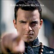 Click here for more info about 'Robbie Williams - Sin Sin Sin'